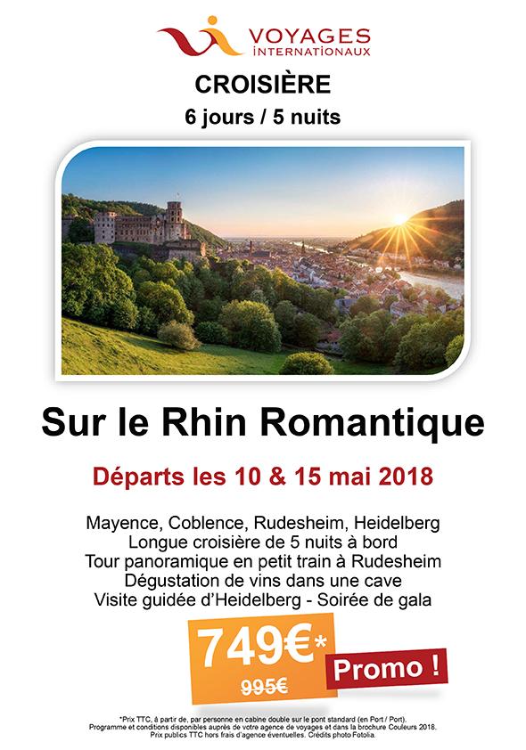 Rhin Romantique - 10 & 15 mai 2018