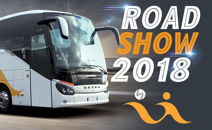 Roadshow 2018 by Vi (Sud-Est)