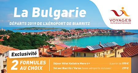 BULGARIE 2019 départ BIQ